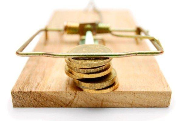 Versamento in banca, quali rischi