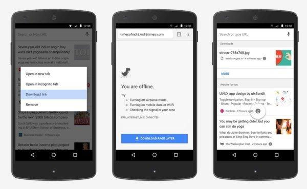 Android, come navigare offline senza installare altre app