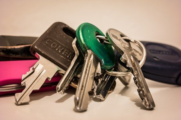 Chi chiamare se lasci le chiavi dentro casa