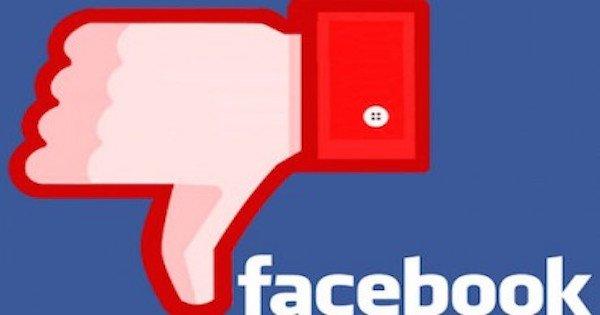 Facebook: per un like su un post offensivo che rischio?
