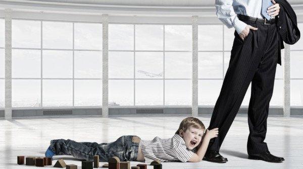 Mantenimento ai figli: quando scatta il penale