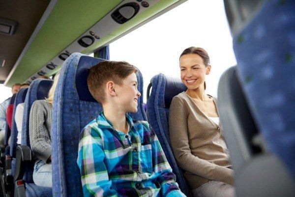 I diritti di chi viaggia in pullman