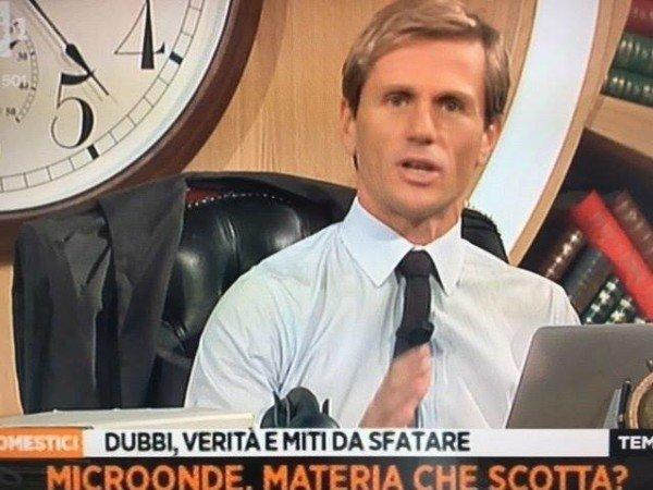 Avvocato Angelo Greco: l'esperienza in RaiUno