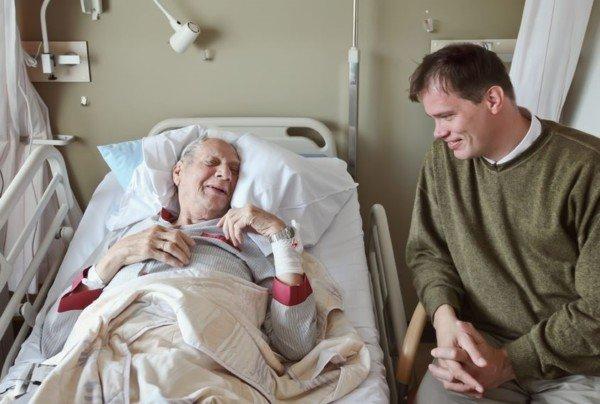 legge 104 ricovero in ospedale