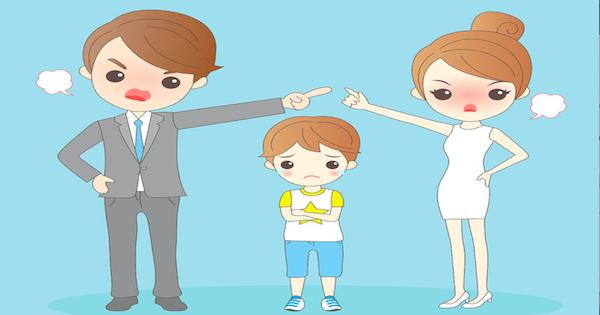 Riavvicinamento per figlio piccolo