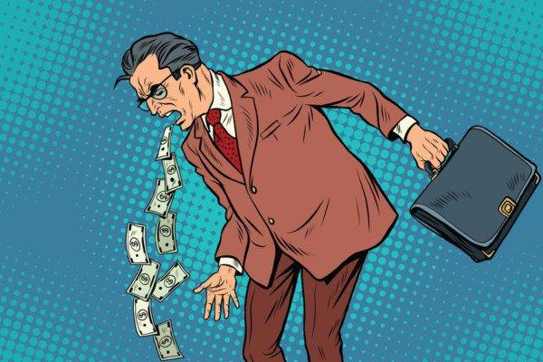 Redditi sproporzionati: niente assegno divorzile