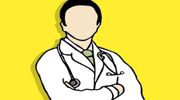 Che fare se il medico alla visita privata non rilascia ricevute?