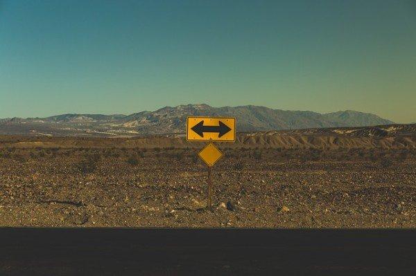 Cartello stradale: vale in entrambi i sensi di marcia?