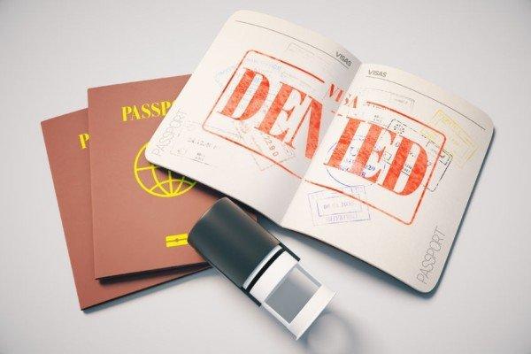 Passaporto: quando non puoi partire?
