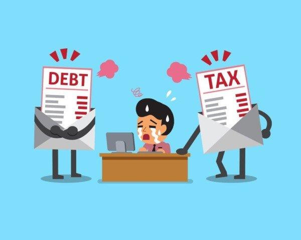 Imposte sui redditi non pagate: dopo quanto arriva la cartella?