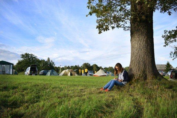 Campeggio estivo all'estero: come funziona