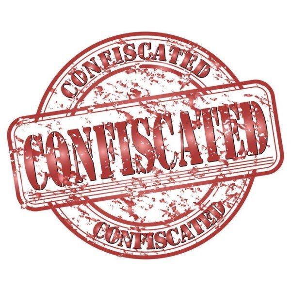 Confisca: cos'è e come funziona