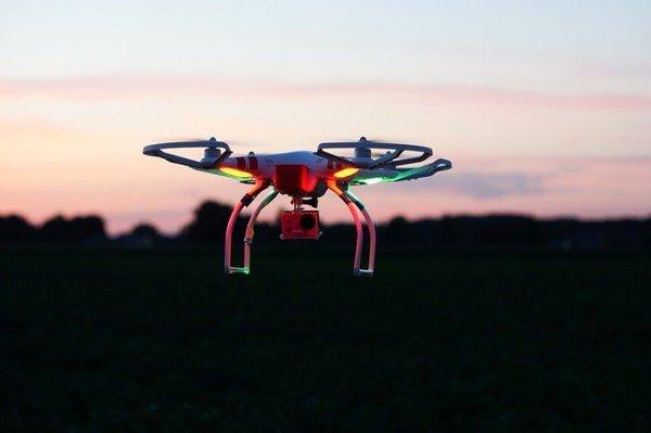 Uso illecito droni: sanzioni