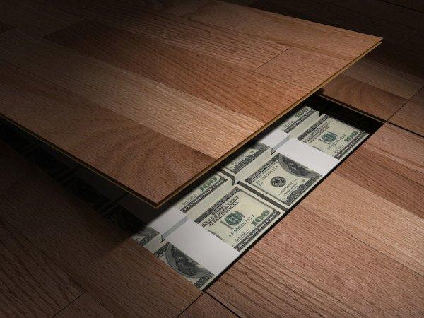 Contanti nascosti in banca: arriva la proposta per trasformarli in bot