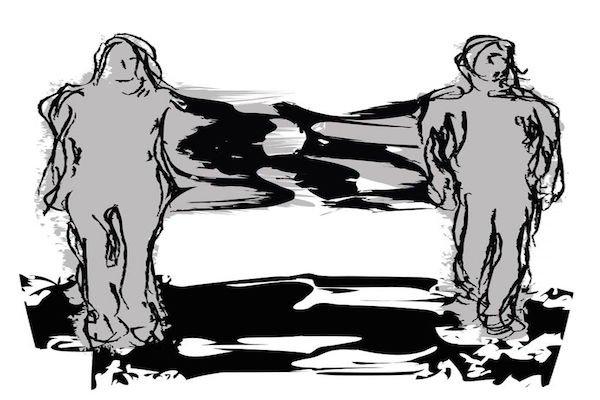 Litigi tra marito e moglie: è violenza sui figli