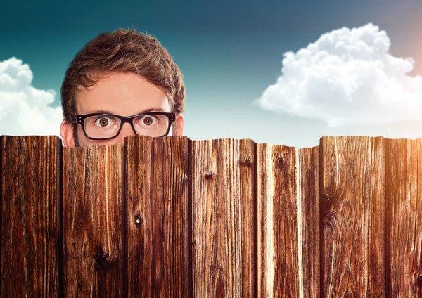 12 cose che il vicino di casa non può impedirti di fare