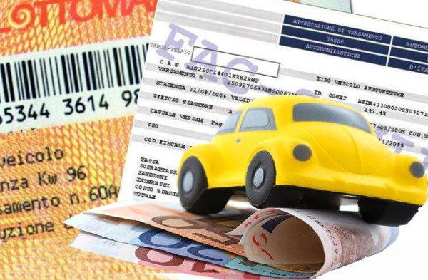Bollo auto: calcolo delle sanzioni