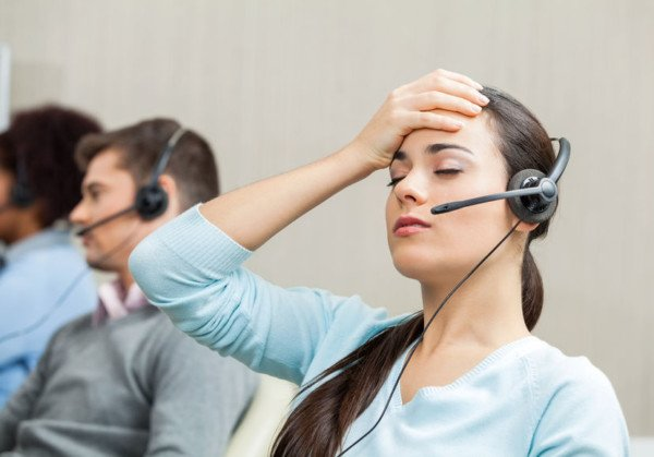 Come denunciare il call center