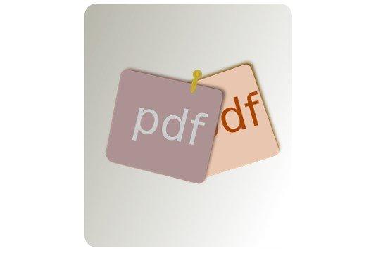 Come ridurre dimensione di un pdf e di qualsiasi file