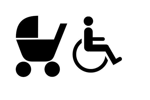 Permessi legge 104 figlio disabile