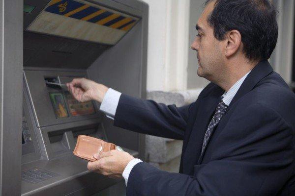 Controllo prelievo contanti