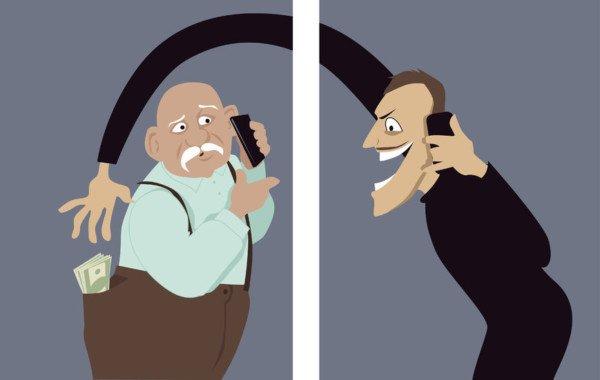 Truffe telefoniche agli anziani: come difendersi?