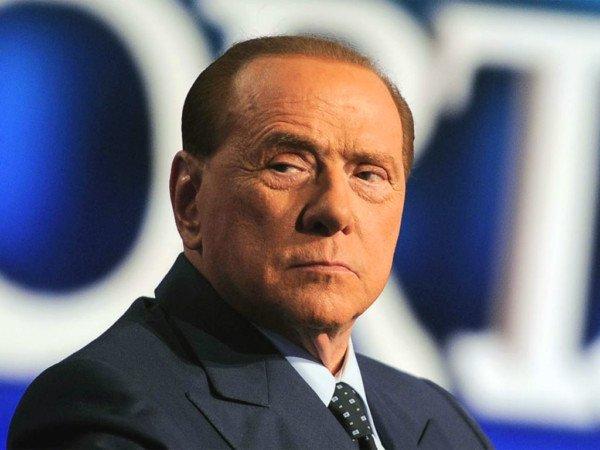 Berlusconi interviene sull'emergenza coronavirus