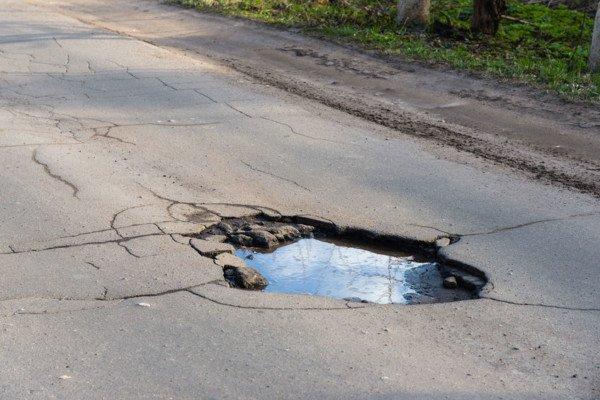 Buca stradale: il risarcimento del danno