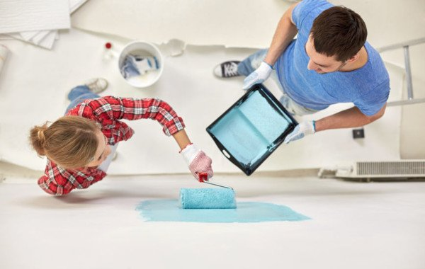 Scadenza affitto: l'inquilino è obbligato a ritinteggiare?