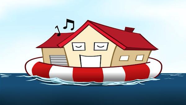 Ipoteca sulla casa per cartelle: come funziona?
