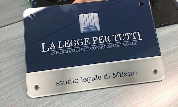 La Legge per Tutti apre il primo studio legale a Milano