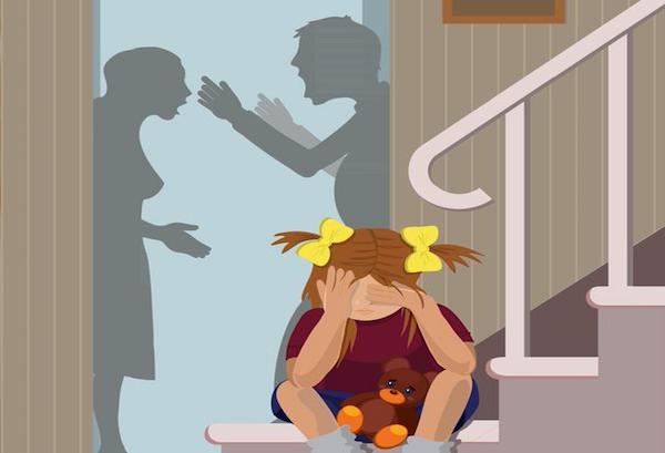 Separazione tra conviventi: effetti sulla coppia e sui figli