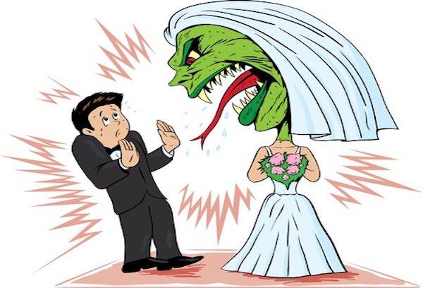 Anche l'uomo è vittima della violenza della donna