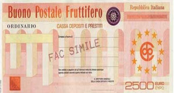 Buoni postali: se il rimborso è più basso che fare?