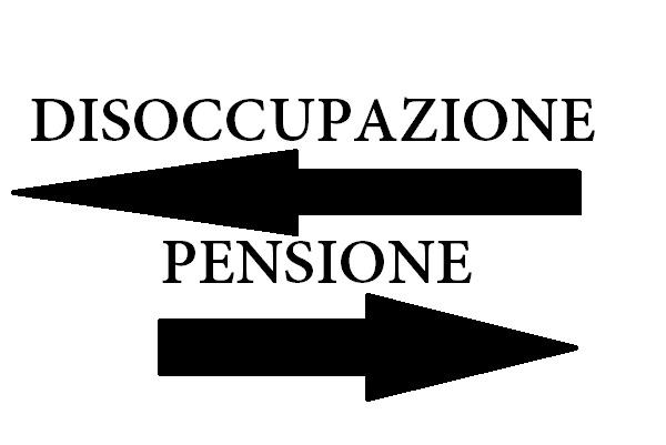 Disoccupazione vicino alla pensione