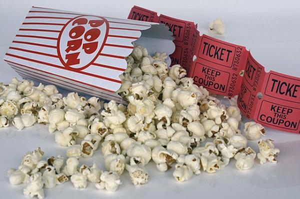 Cinema: si possono portare cibi e alimenti da casa?