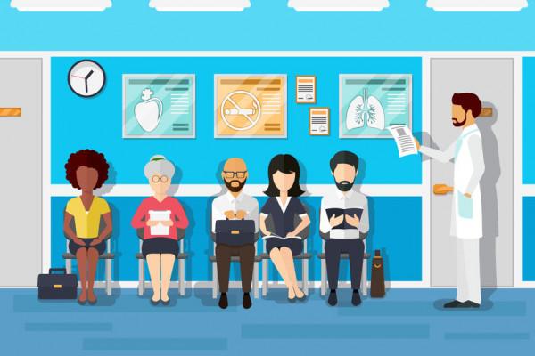Pazienti in attesa: il medico può andare via all'orario di chiusura?