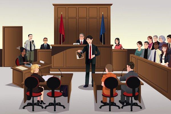 La testimonianza in un processo