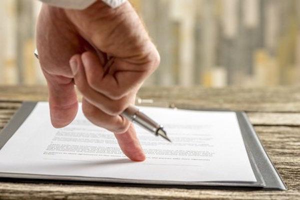 Dichiarazione sostitutiva di certificazione o di atto notorio