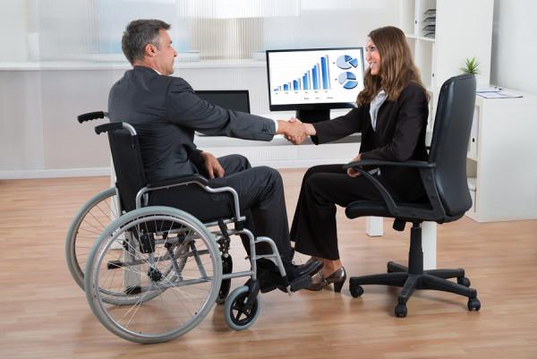 Disabile: come trovare lavoro