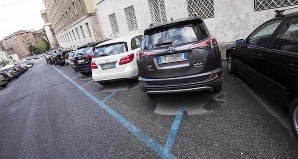 Come si parcheggia