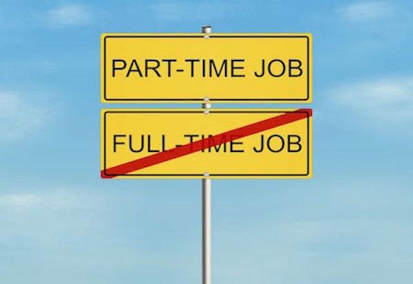 Passaggio da full-time a part-time senza consenso del lavoratore