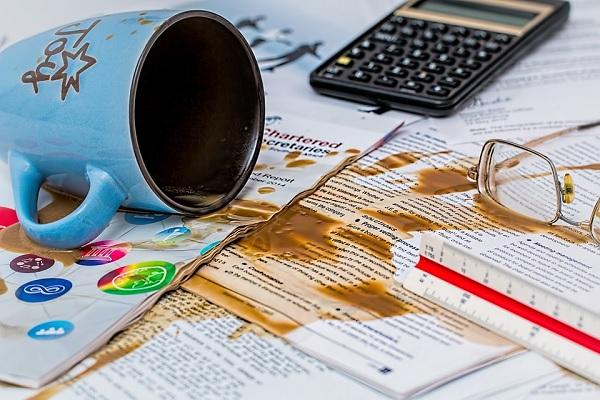 Dichiarazione dei redditi con errori bloccanti: è valida?