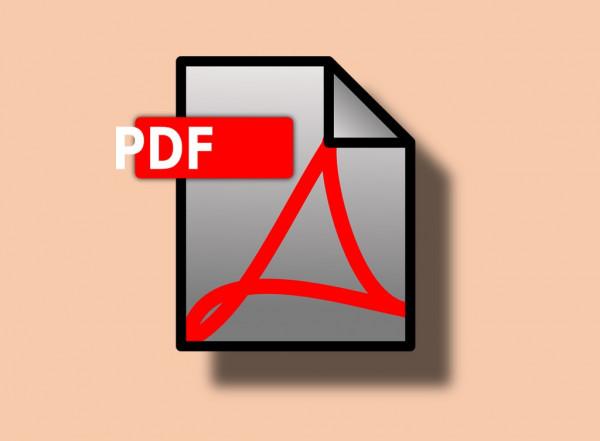 Come unire due pdf in un unico file