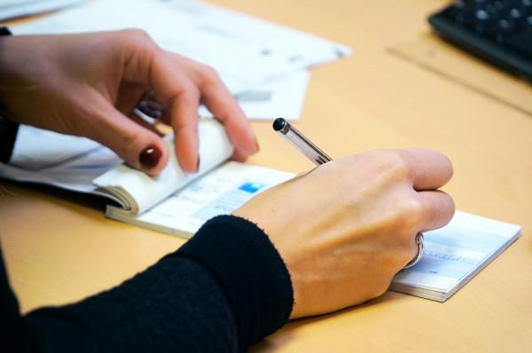 Come verificare un assegno circolare
