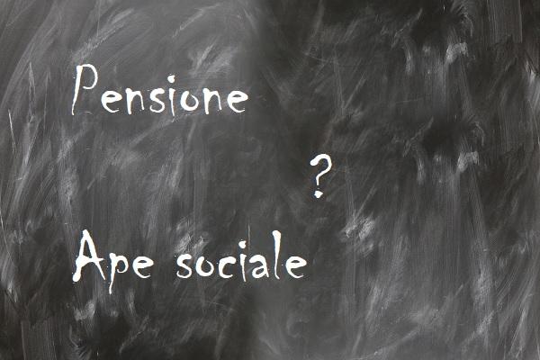 Ape sociale, come presentare la domanda