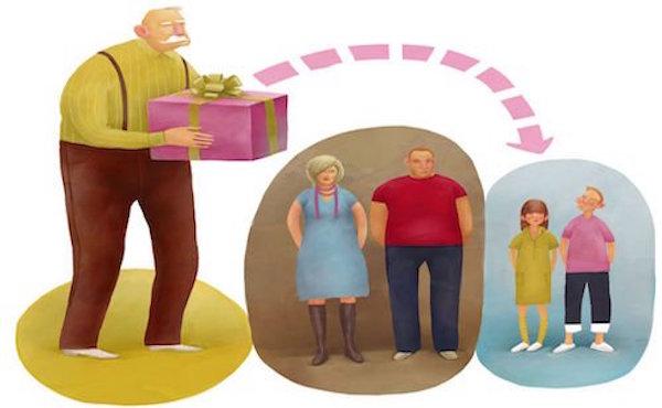 Come lasciare la propria eredità al figlio del primo matrimonio?