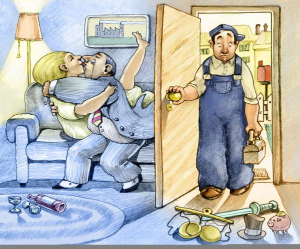 Scoperta dell'adulterio: ultime sentenze