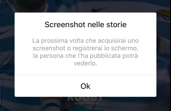 Instagram, catturare una schermata senza inviare la notifica