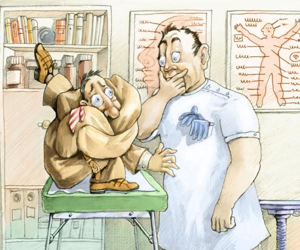 Responsabilità del medico per diagnosi affrettata